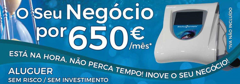 O Seu Negócio por 650€